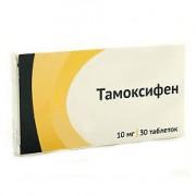 Тамоксифен  таб. 10мг №30