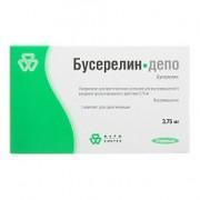 Бусерелин-Депо  фл. 3,75мг(лиофилизат)