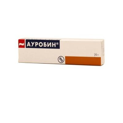 Ауробин мазь 20 граммов