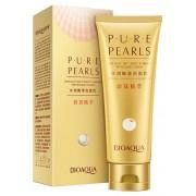BioAqua пенка для умывания с жемчужной пудрой Pure Pearls 100 г