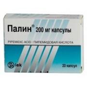 Палин капсулы 200 мг № 20